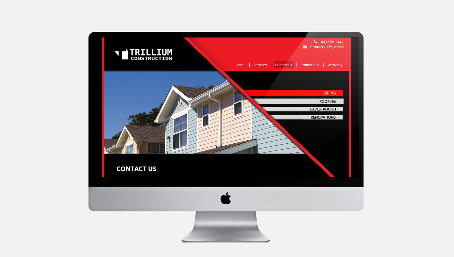 Trillium Construction is an Exterior Restoration and Repair company ready to take on any project